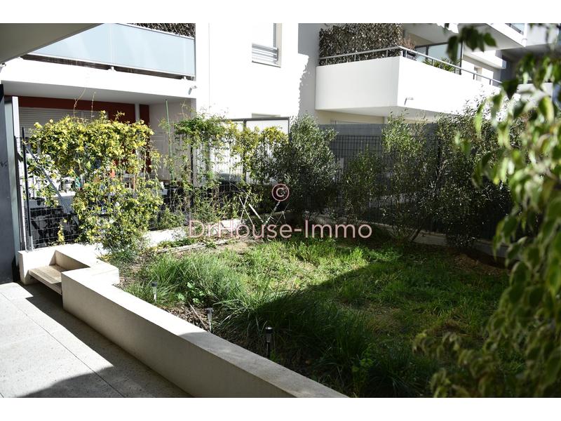 Appartement vente 3 pièces Marseille 55m²