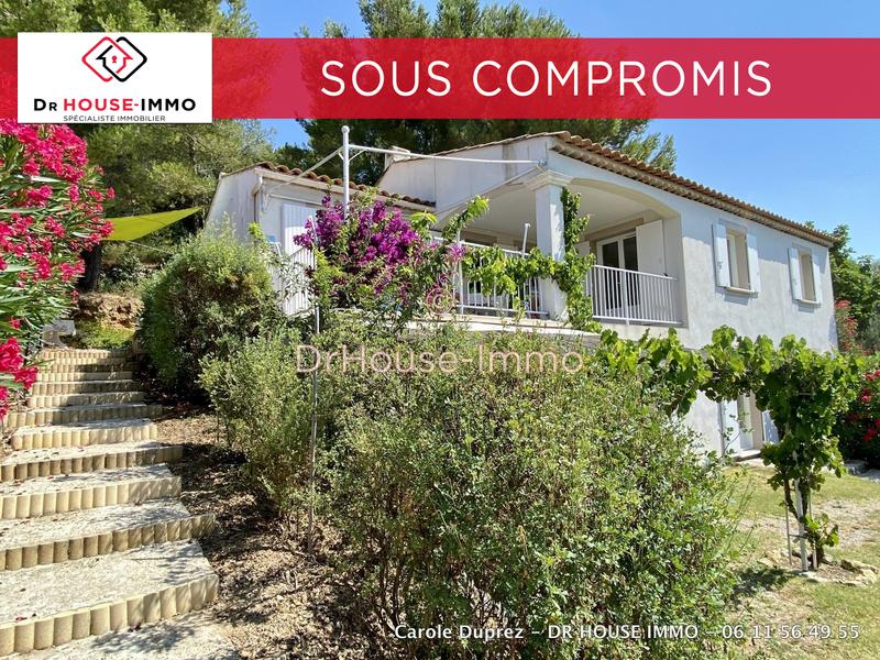Maison/villa vente 6 pièces Lorgues 131m²