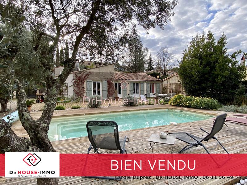 Maison/villa vente 4 pièces Lorgues 84m²