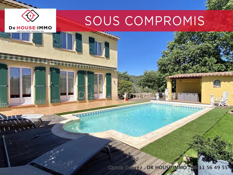 Maison/villa vente 4 pièces Lorgues 90m²